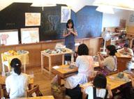 2018年度 夏期講座「大人が体験できるシュタイナー学校」